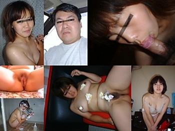 P2P流出【つこうた】裸体に生クリーム変態カップルのエロ画像131枚が大量流出!