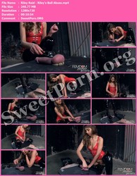 FemdomEmpire.com Riley Reid - Riley's Ball Abuse Thumbnail